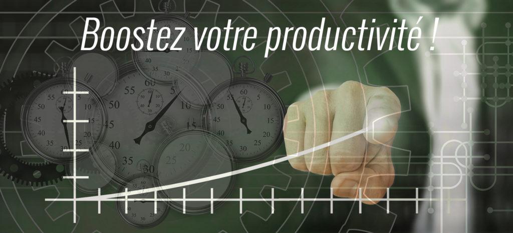 boostez votre productivité